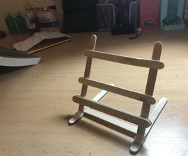 Popsicle Phone Stand