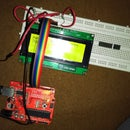 Interfacing 20x4 LCD with Arduino