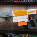 Nerf Chronograph and Rate of Fire Barrel