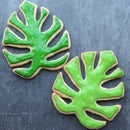 Natural Food Dyes - Green Icing With Spinach