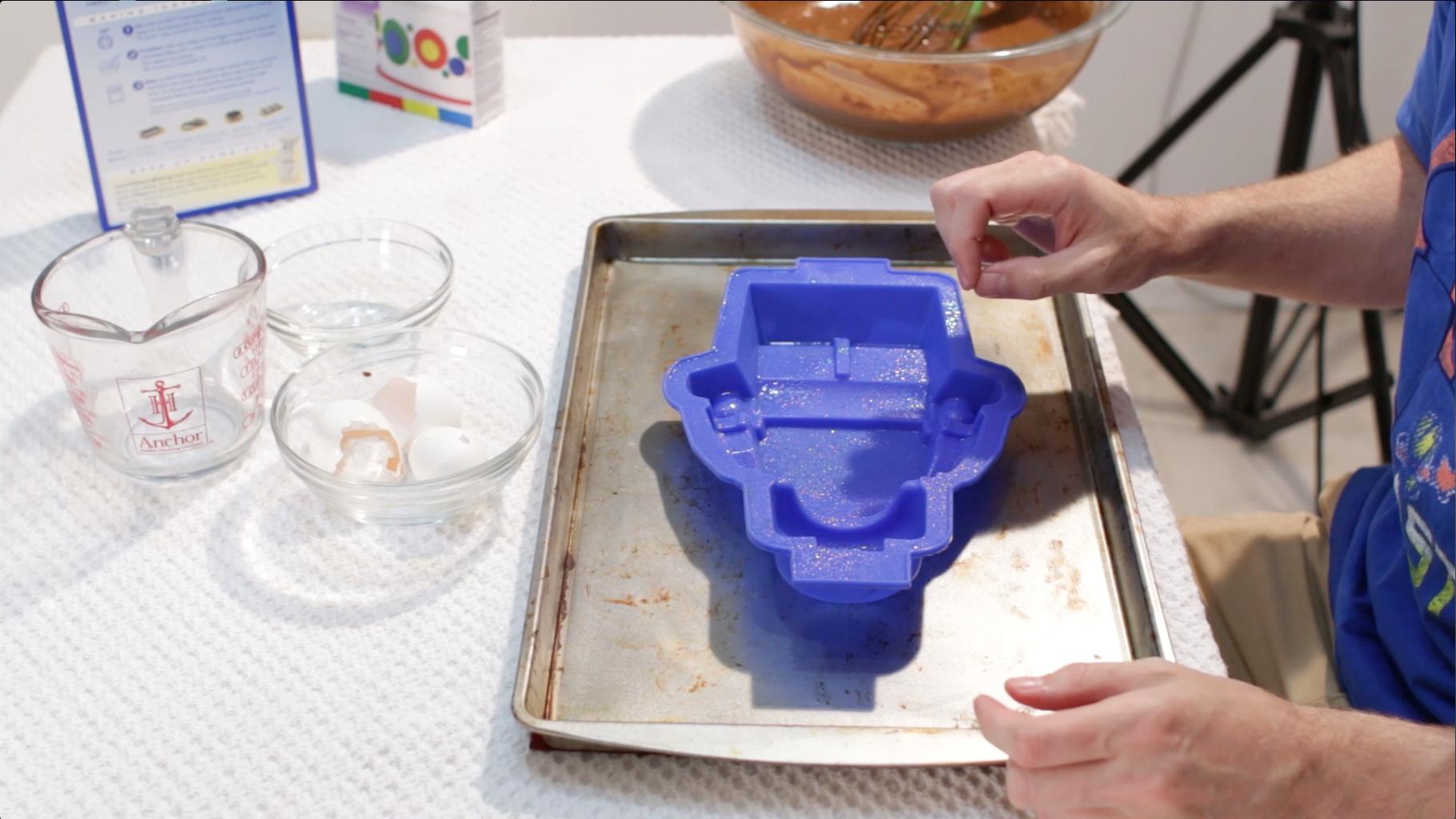 Add to Lego Cake Mold