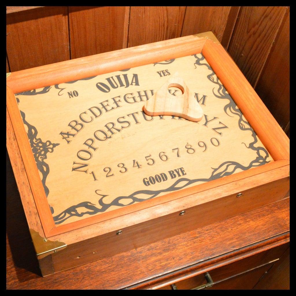 Haunted Ouija Board