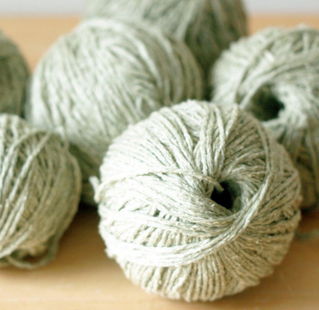 Hand Wind a Ball of Yarn