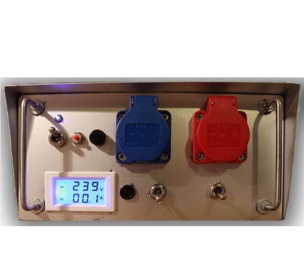 Microwave Isolation Transformer