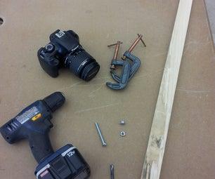 Super Easy Basic Camera Mount.