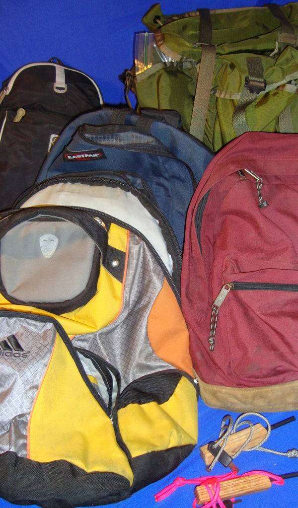 The Big WHY for 72 Hour Survival Kit Items