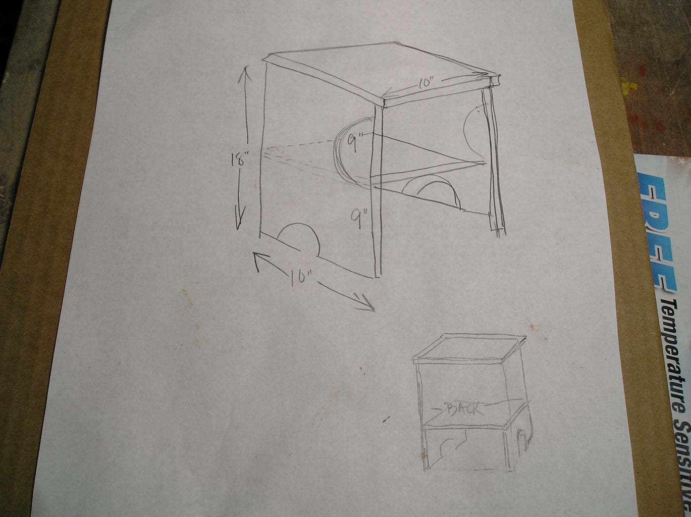 Draw the Design