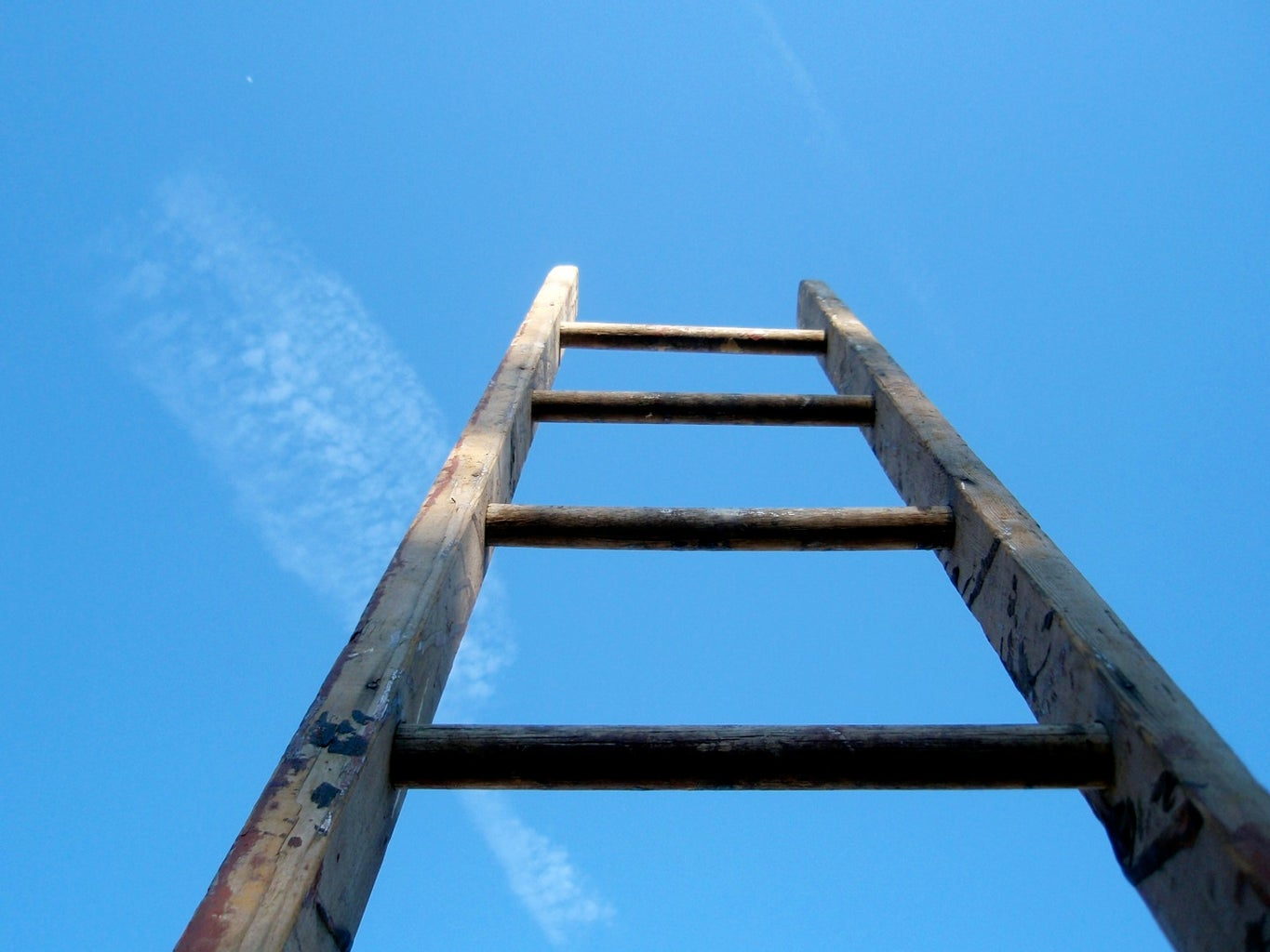 Get a Long Pole or Ladder