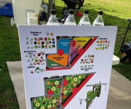 Mapping Out a Community Food Forest.