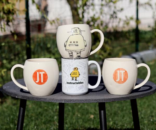 如何制作第一个陶瓷茶杯