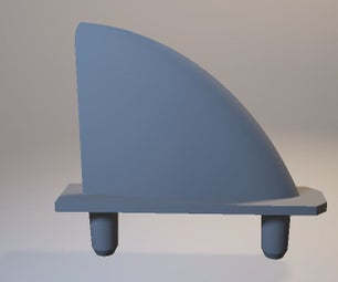 3D Printing a Surf Board Replaement Fin