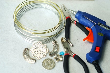 What Do You Need to Make a Metal Brooch?