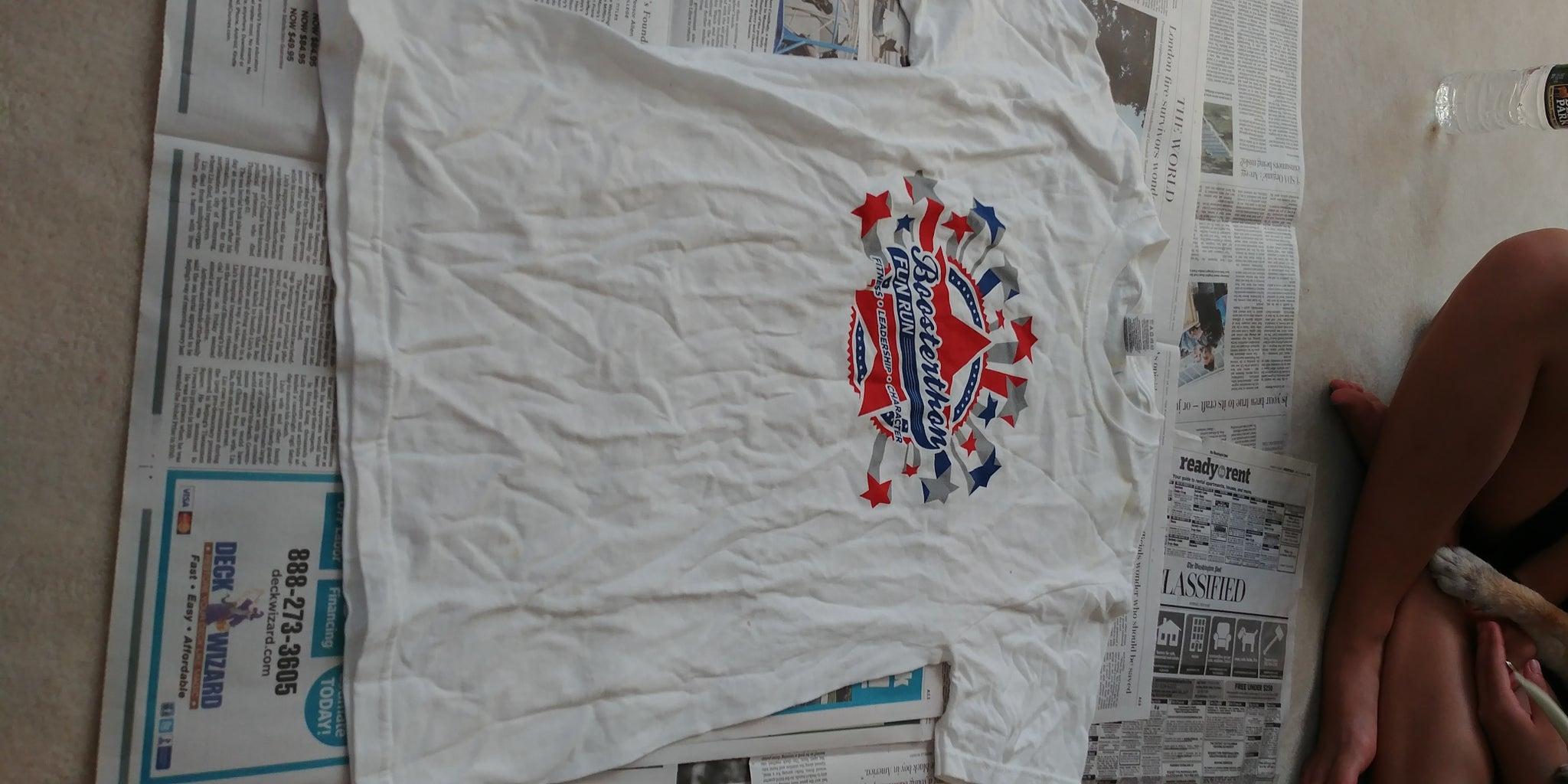 Make Some T-shirt Yarn (Pt 1)
