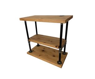 DIY Mobile Kitchen Cart
