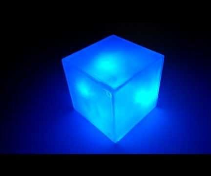 The Tesseract (aka Cosmic Cube)