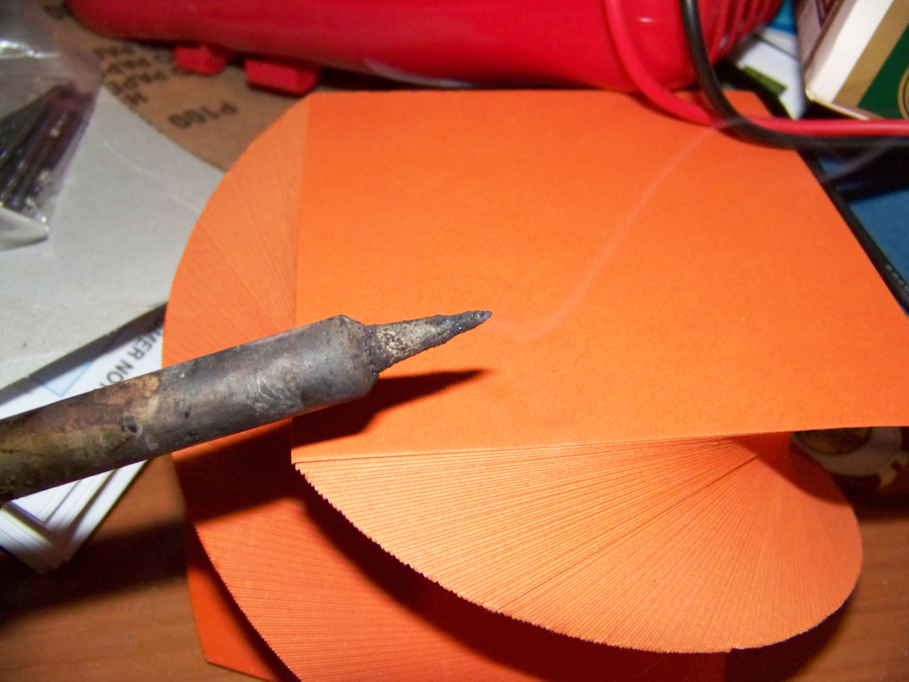 How to tin even the grungiest Soldering Iron.
