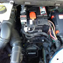 Citroen C4 Grand Picasso Exclusive Battery Swap