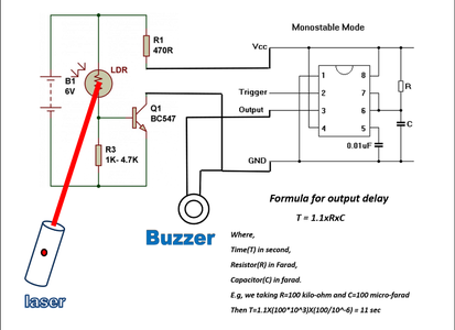 Interfacing and Main Circuit
