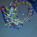 knex ball machine progress