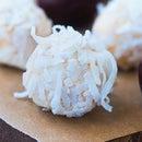 Coconut Dream Dessert Balls (vegan Friendly)