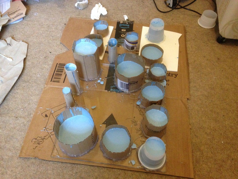 Moulding/Casting: Pt 1 (Optional)