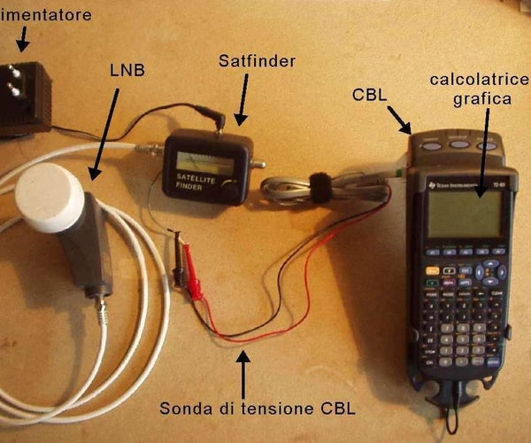 Microwave Radiometer Homebuilt With Low Cost Components and Easy Availability