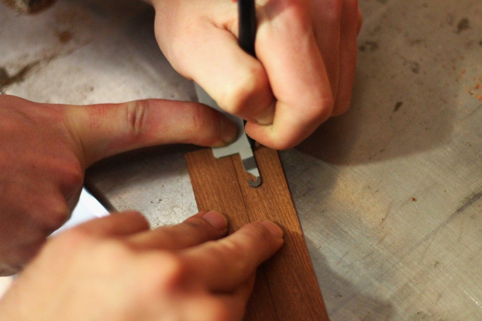 Cutting the Core
