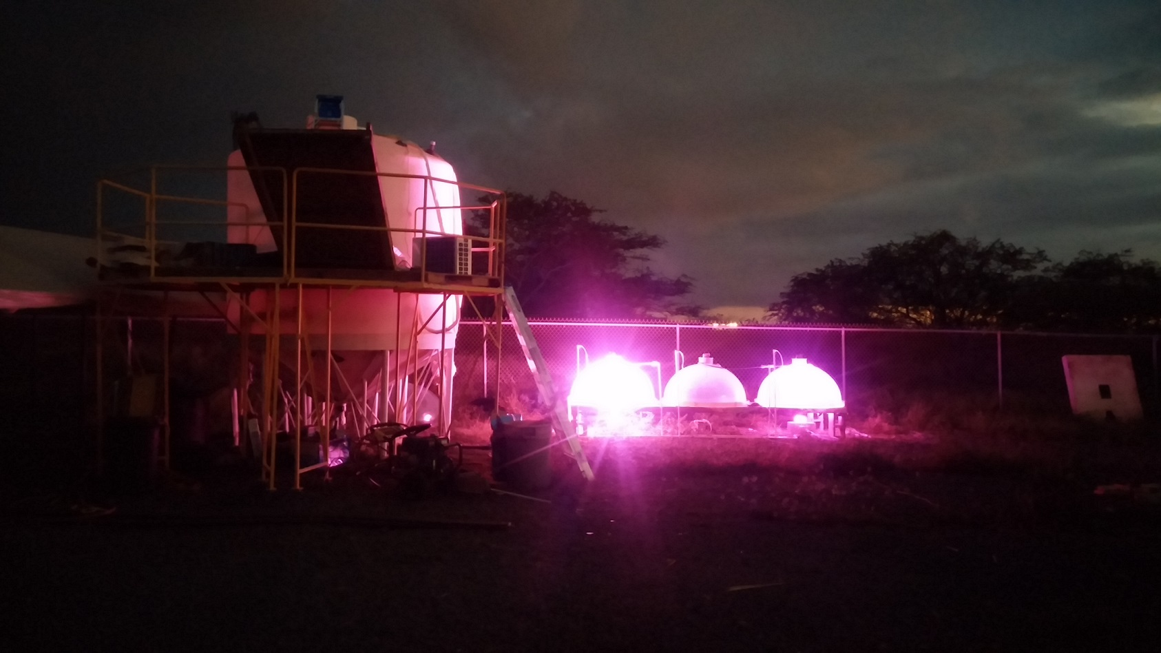 Hackerspace Earthship (HAESH): Homemade Environmental Control Life Support System (E.C.L.S.S.)