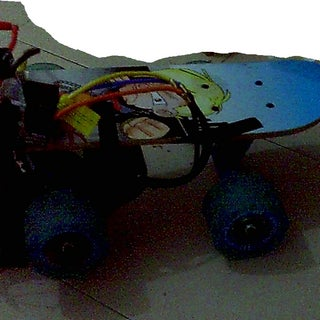 DIY Electric-Skateboard
