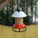 Save the Sparrows. 3D Printed Bird Feeder (Parametric)