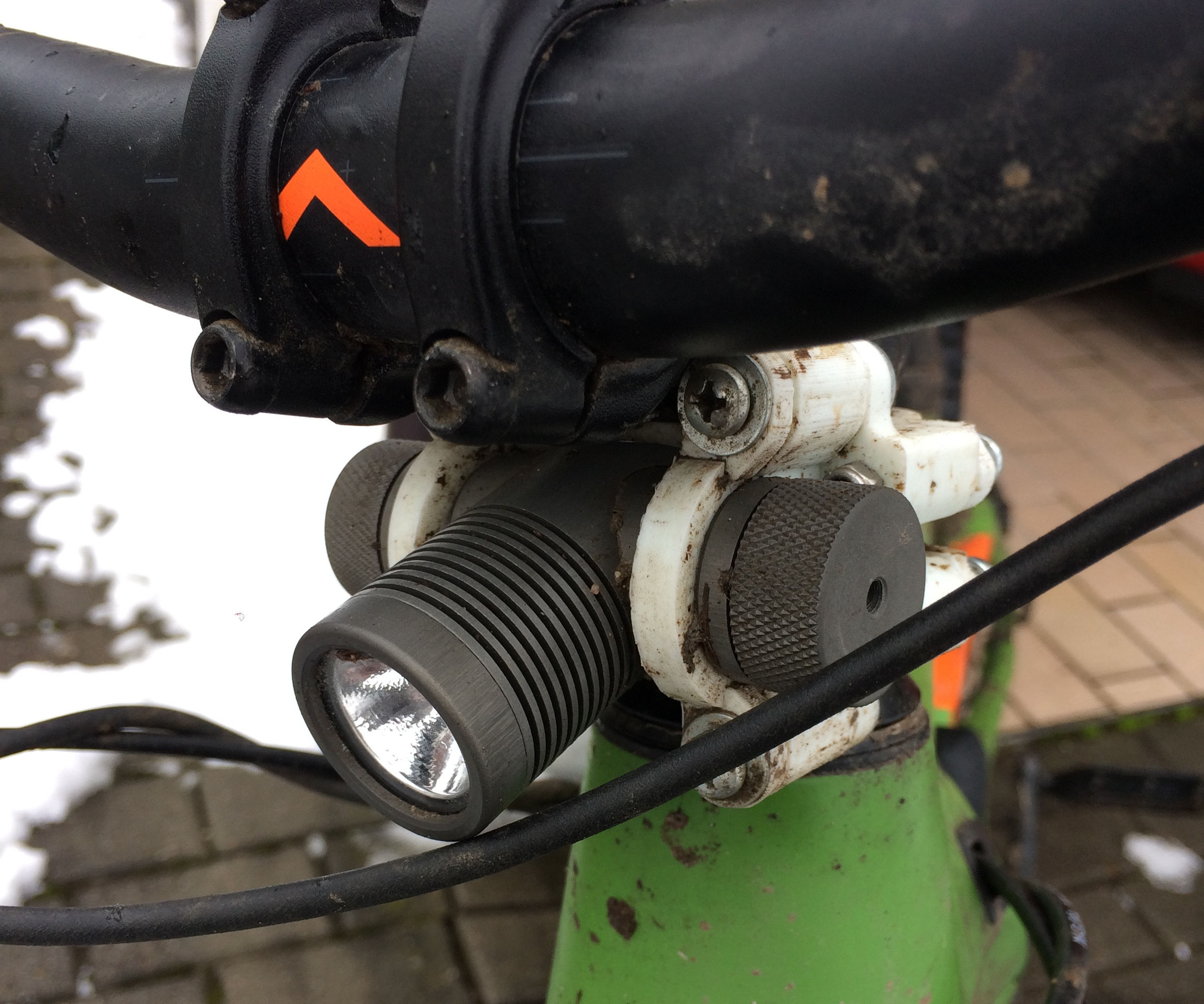 A New Light for a New Bike