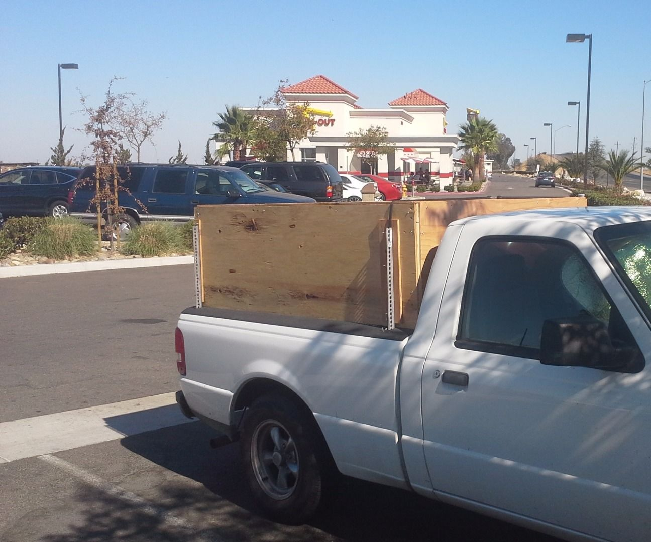 DIY Moving Truck
