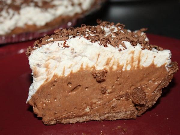 Coffee-Mocha Pie