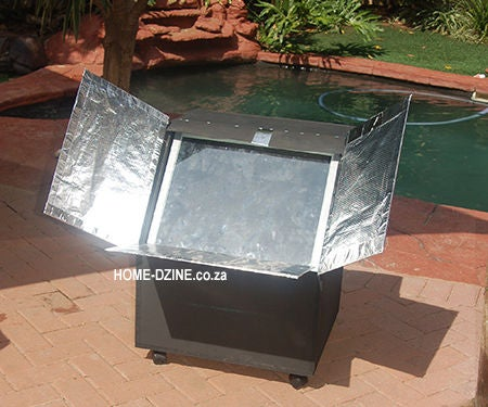How to Make a Basic Solar Oven