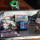AC light 433 mhz radio controlled timer with arduino
