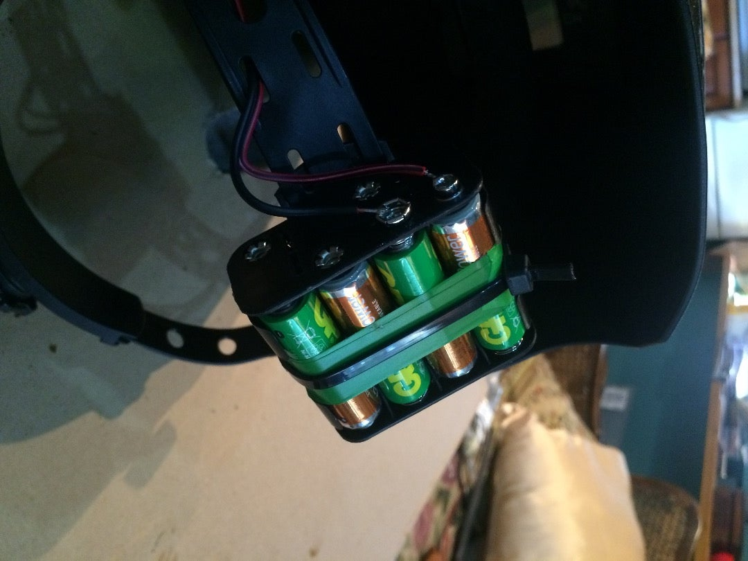 Step 2: Battery Compartment
