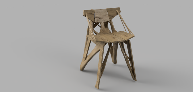 Week 5: Structurally Optimized or Generative Chair