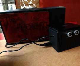 Make a Simple Ultrasonic Theremin