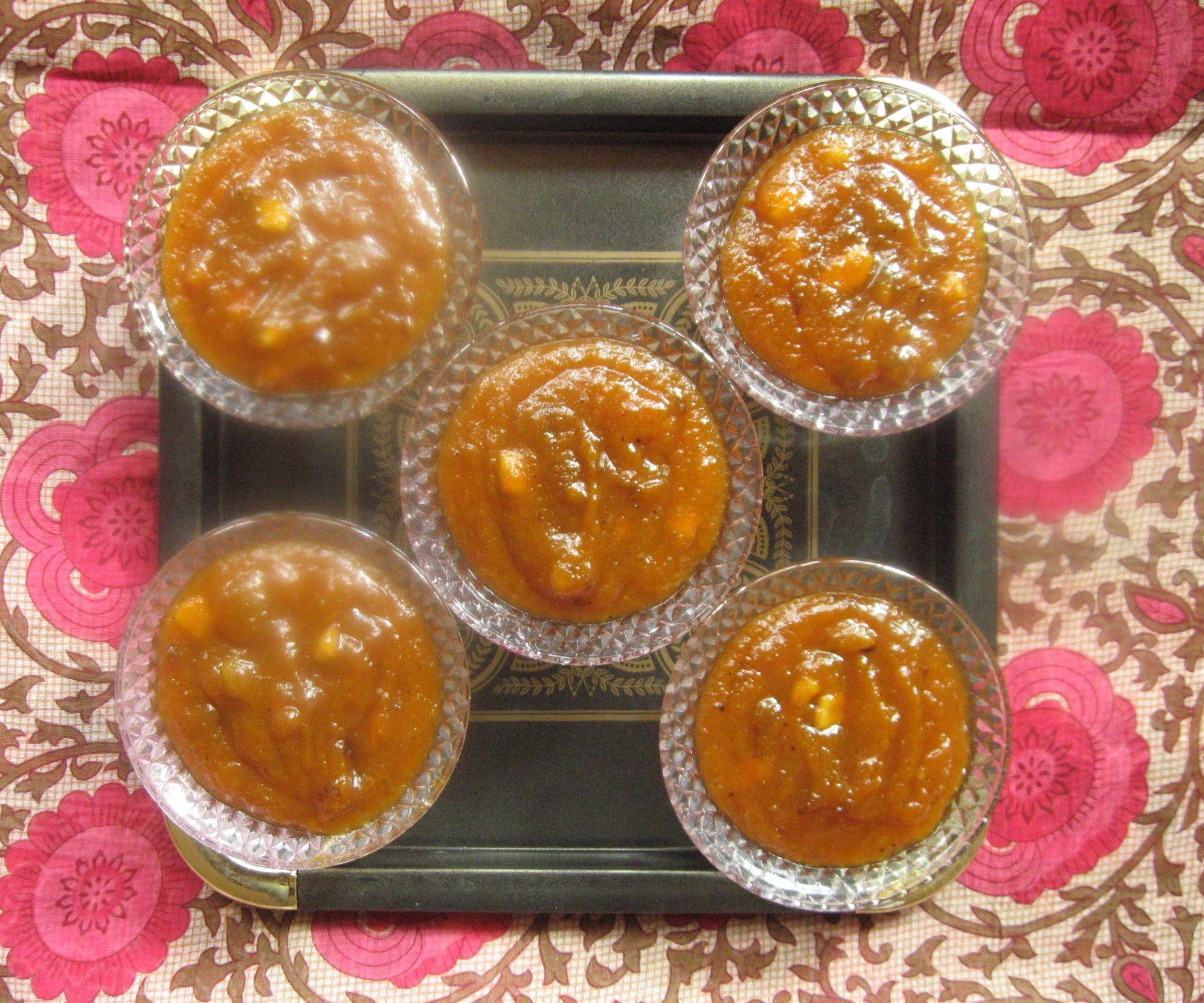 Mixed Fruit Halwa