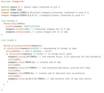 Code Writing