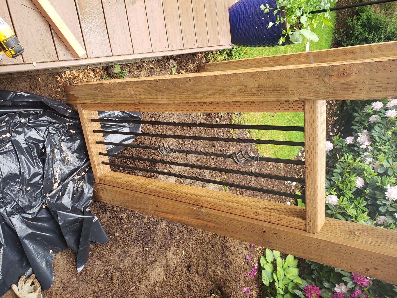 Archway Decorative Install Base Part 6