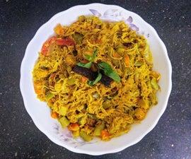 One Pot Vermicelli Briyani