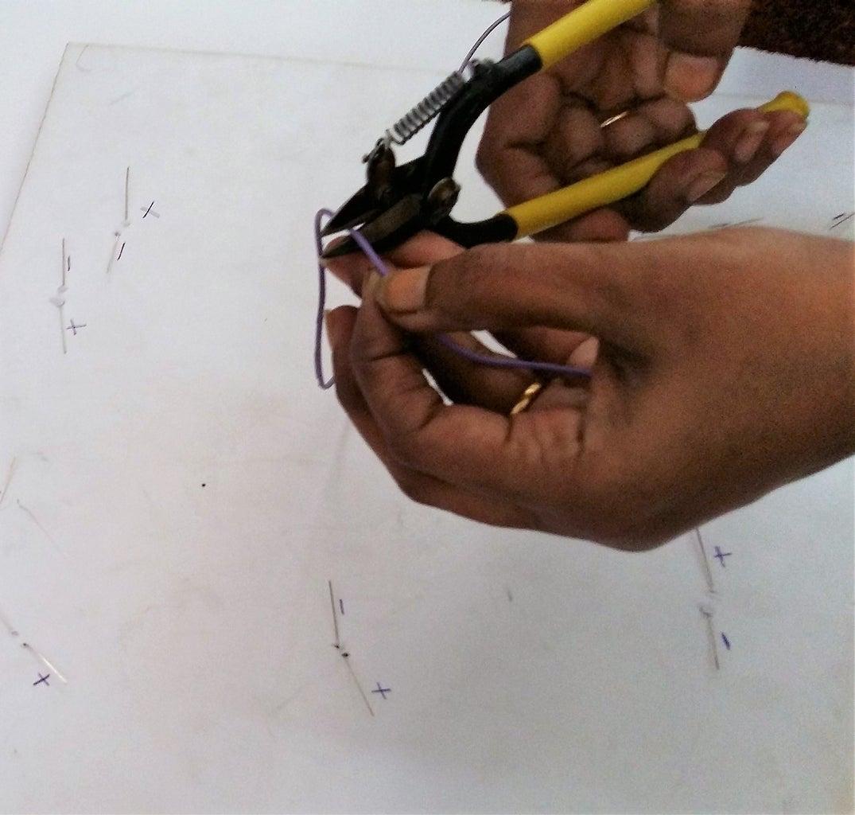 Preparing the Wire