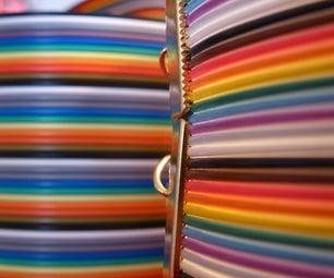 Ribbon Wire Bracelet