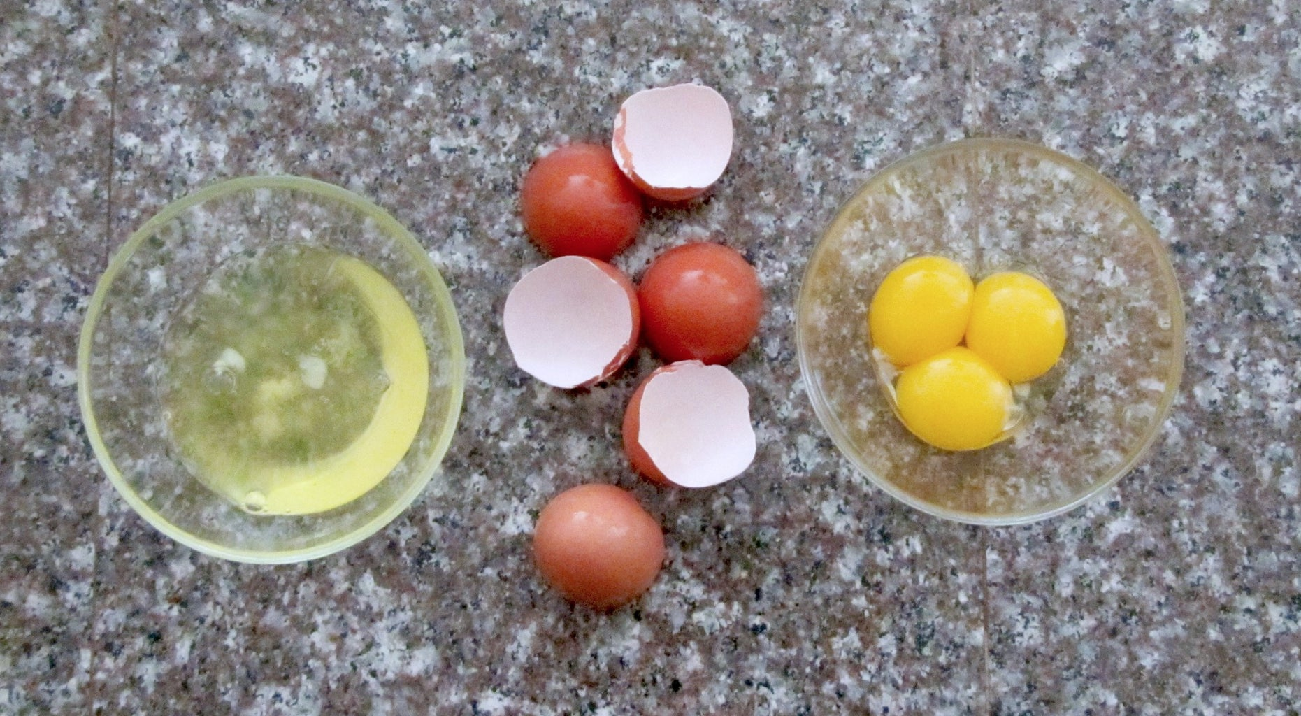 Separate Your Egg Yolks