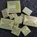 PCB Etching (prototyping)