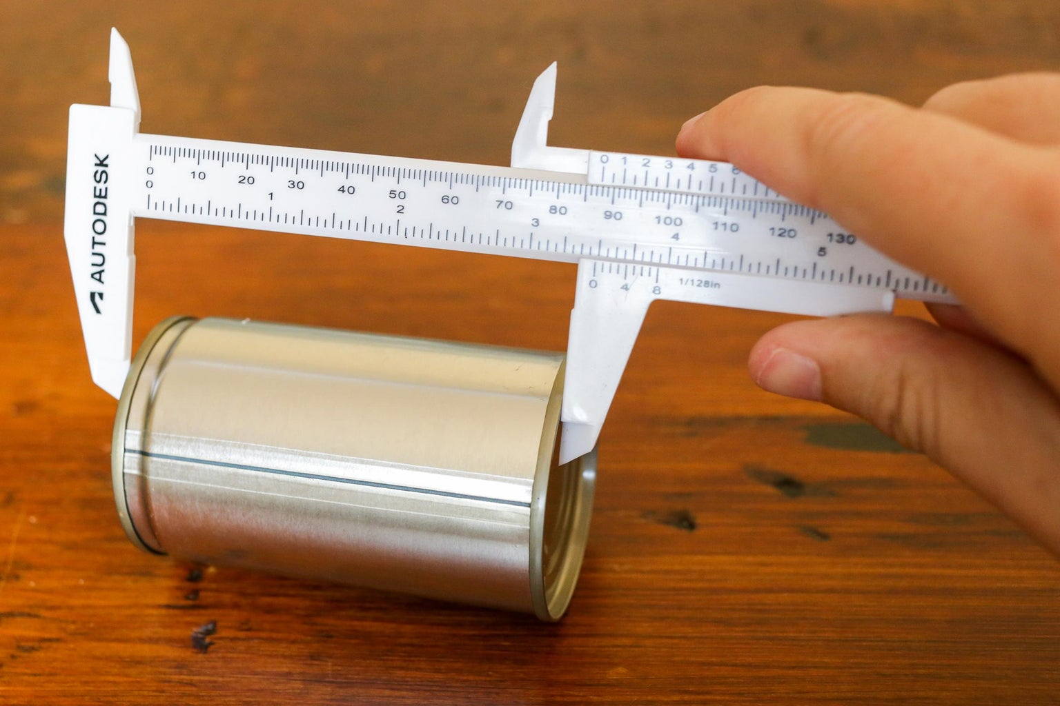 Measuring the Dimensions of a Cylinder