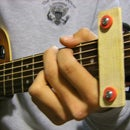 How to make a dirt simple Guitar Capo!