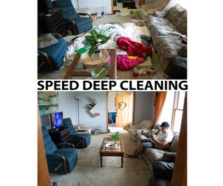 Speed Deep Cleaning (Revisited)
