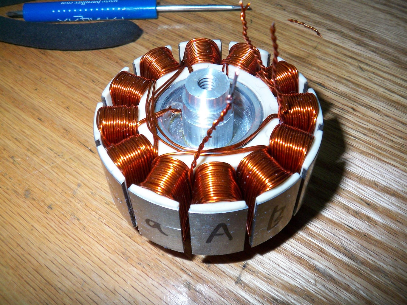 The Brushless DC Motor and You